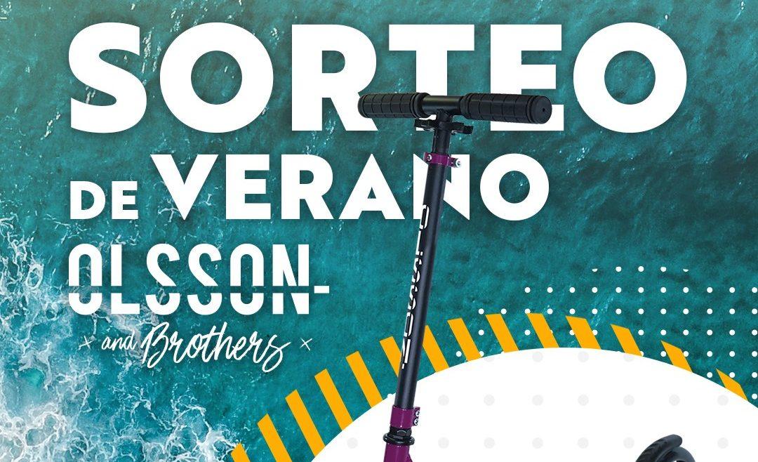 SORTEO DE VERANO OLSSON&BROTHERS